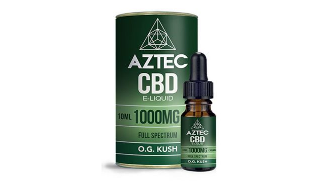 AZTEC(アステカ) E-LIQUID FULL SPECTRUM CBD